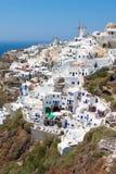 Santorini, Grecia Fotos de archivo