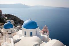 Santorini Grecia Foto de archivo libre de regalías