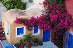Santorini, Grecia Foto de archivo