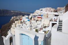 Santorini Grecia Immagine Stock Libera da Diritti