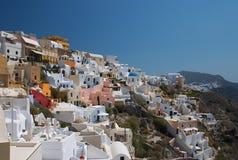 Santorini - Grecia Imagen de archivo