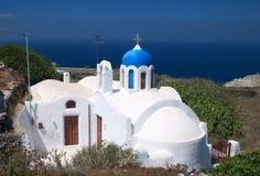 Santorini - Grecia Fotografía de archivo libre de regalías