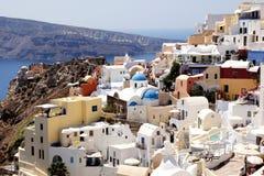 Santorini Grecia foto de archivo