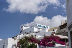 Santorini, Grecia Immagine Stock