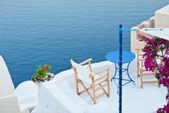 Santorini, Grecia Foto de archivo libre de regalías