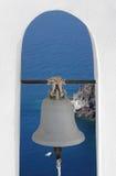 Santorini Grecia Bell Fotografia Stock