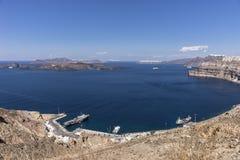 Santorini, Grecja Obraz Stock