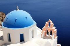 Santorini Grecja Obraz Royalty Free
