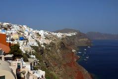 Santorini Grecja Fotografia Royalty Free