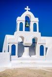 Santorini, Greckie wyspy Obrazy Stock