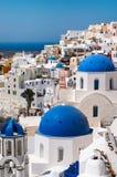 santorini greece zdjęcia stock