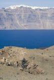 Santorini - Greece Imagem de Stock