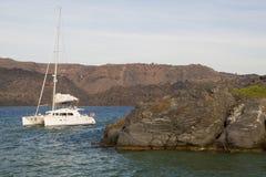 Santorini - Greece Fotos de Stock Royalty Free