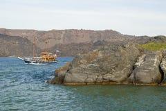 Santorini - Greece Fotografia de Stock