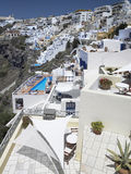 Santorini - Greece Stock Photo