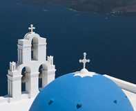 Santorini - Greece Stock Images