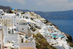 Santorini. Greece Stock Images