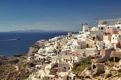 Santorini, Greece. Royalty Free Stock Photos
