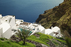 Santorini, Greece. Stock Photo