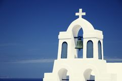 Santorini, Greece. Royalty Free Stock Images