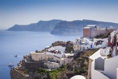 Santorini Greece Royalty Free Stock Images