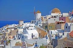 Santorini in Greece Royalty Free Stock Image