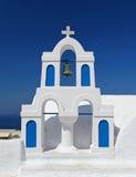 Santorini in Greece Stock Photography