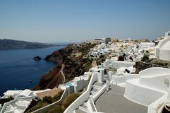 Santorini Greece Stock Photos