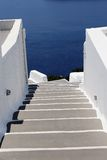 santorini greece Stock Images