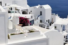 Santorini greece Stock Image