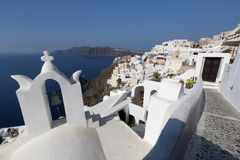 Santorini greece Foto de Stock