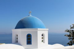 santorini greece Fotografia Stock