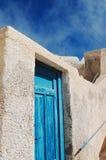 Santorini Greece abstract Stock Photo