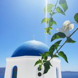 santorini greece obraz stock