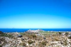 Santorini, Greece Royalty Free Stock Photography