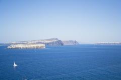 Santorini, Greece Stock Photography