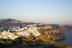 Santorini, Greece Stock Photos
