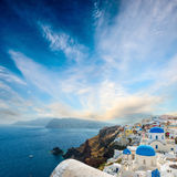 Santorini,Greece Stock Photos