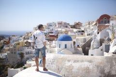 Santorini. Greece. royalty free stock images
