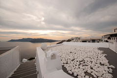 Santorini Greece Royalty Free Stock Photography