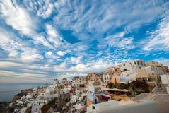 Santorini Greece Royalty Free Stock Photography