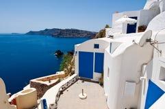 Santorini, Greece. Royalty Free Stock Photo