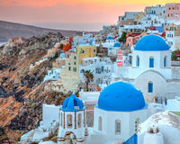 Santorini Greece royalty free stock photos