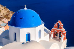 Santorini, Greece Stock Photos