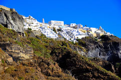Santorini greece Royalty Free Stock Images