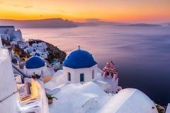 Santorini, Greece imagens de stock