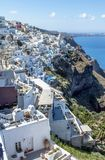 Santorini, Greece Royalty Free Stock Photo