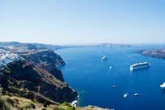 Santorini - Greece Royalty Free Stock Image