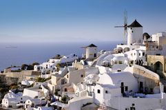 Santorini,Greek Island Stock Images
