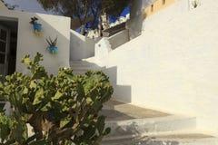Santorini greek Stock Images